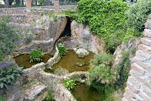 Parque La Muralla, Mijas Pueblo, Spain