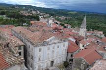 Ancient City Walls, Motovun, Croatia