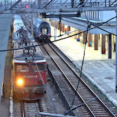 Железнодорожная станция  Bacau