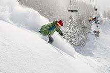 Mt Hood Meadows Ski Resort, Parkdale, United States