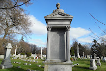 Lexington Cemetery, Lexington, United States