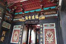 Hokkien Huay Kuan Temple, Melaka, Malaysia
