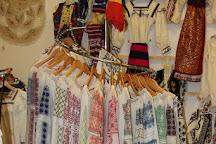 Romanian Folk Art Fashion, Bucharest, Romania