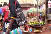 Marche Central (Central Market), Bangui, Central African Republic