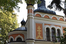 Pravoslavny Kostel Sv. Olgy, Frantiskovy Lazne, Czech Republic