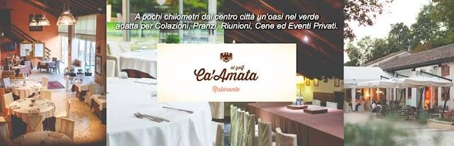 Ristorante Caamata Golf Castelfranco Veneto (TV)