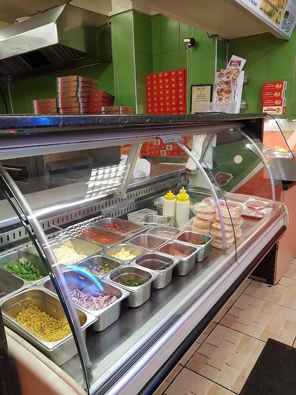 San Marino Pizza Takeaway 31 Waterloo Rd Smethwick
