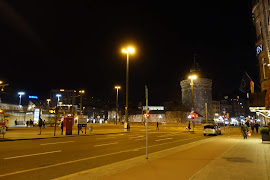 Автобусная станция  Nürnberg ZOB