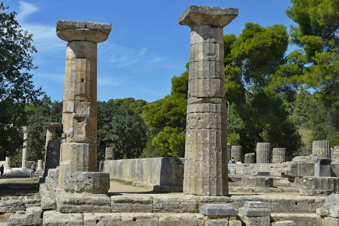 Olympic Day Tours by Niki Vlachou, Olympia, Greece