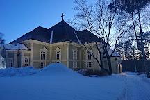 Kangasniemi Church, Kangasniemi, Finland