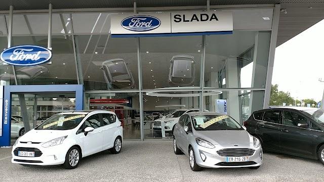 Concessionnaire Ford Slada