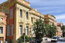 La Salle des Mariages, Menton, France