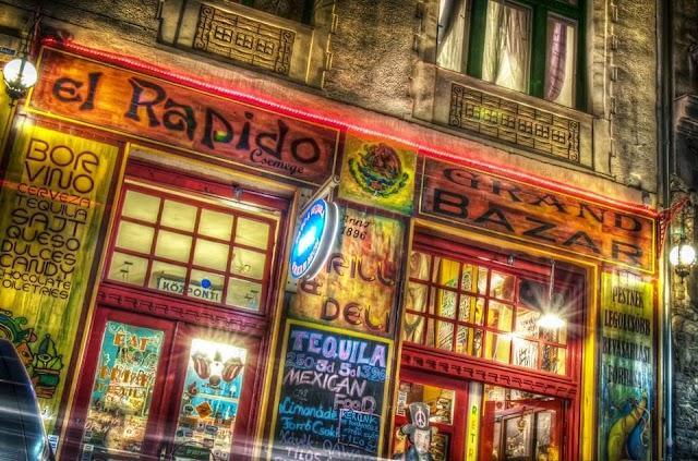 El Rapido csemege, Grand Bazar