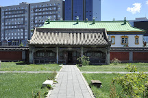 Bogd Khaan Palace Museum of Mongolia, Ulaanbaatar, Mongolia