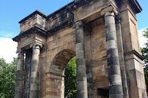 MacLennan Arch, Glasgow, United Kingdom