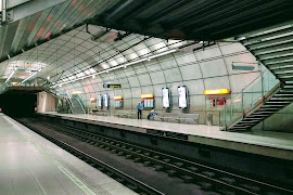 Железнодорожная станция  San Mamés