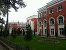 Таджикский Государственный Университет, улица Садриддина Айни, дом 34/2 на фото Душанбе