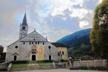 San Gaudenzio Church, Baceno, Italy