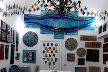 Yalomorfon Glass Art Studio, Naxos Town, Greece