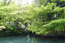 Zozan Shrine, Nagano, Japan