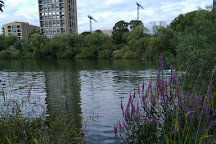 Brent Reservoir (Welsh Harp) Canalside, London, United Kingdom