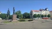 """Скульптура """"Лось"""" на фото Советска"""