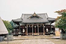 Itatehyozu Shrine, Himeji, Japan