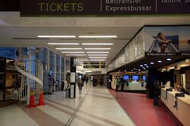 Автобусная станция   Stockholm Cityterminalen