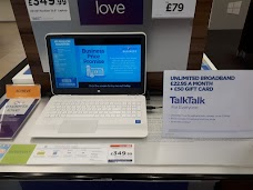 Currys PC World featuring Carphone Warehouse