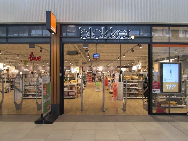 Blokker Hilversum Kapittelweg Hilversum