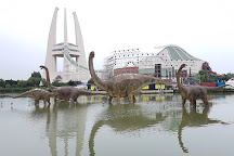 China Dinosaur Park, Changzhou, China