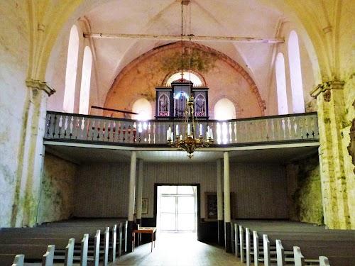 Valjala church