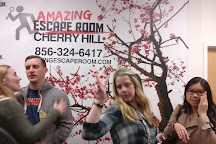 Amazing Escape Room, Cherry Hill, United States