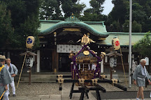 Shirokane Hikawa Shrine, Minato, Japan