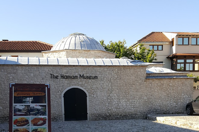 The Hamam Museum, Mostar, Bosnia and Herzegovina