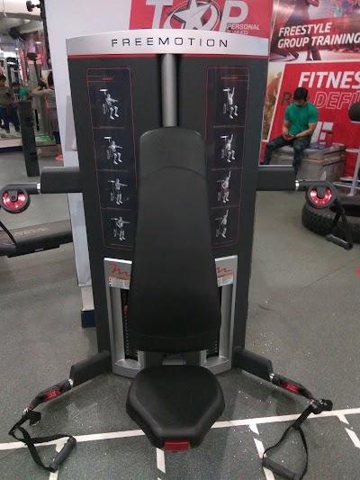 Fitness First Mega Mall