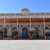 Железнодорожная станция  Perpignan