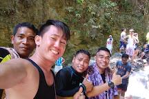 Aguinid Falls, Samboan, Philippines