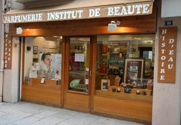 Histoire d'eau, Institut de beauté et Spa