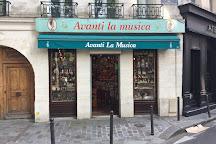 Avanti la Musica, Paris, France