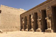 Medinet Habu, Luxor, Egypt