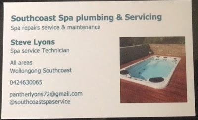 Spa Repairs Service Wollongong South Coast Spa Services