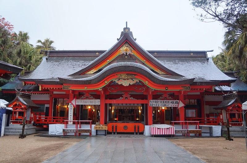青島神社社務所