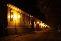 Neristan (Old Wooden Town), Kokkola, Finland