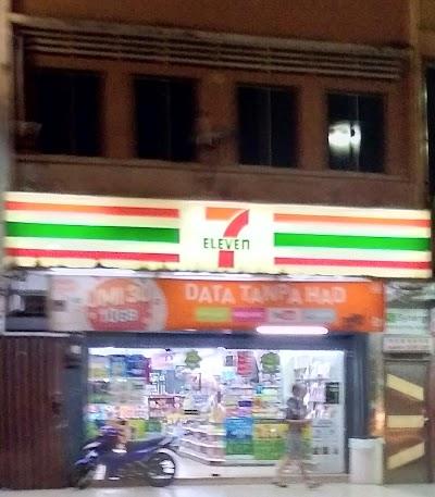 7-Eleven Malaysia Jalan Tun Dr Ismail