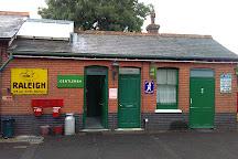 The Lavender Line, Isfield, United Kingdom