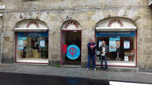 France Insoumise DINAN - Local de Campagne des Législative 2017