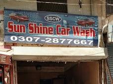 Sunshine Car Wash karachi
