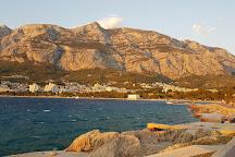 Makarska Harbour, Makarska, Croatia