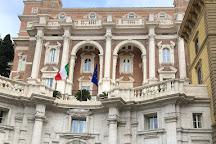 Palazzo Inail, Rome, Italy